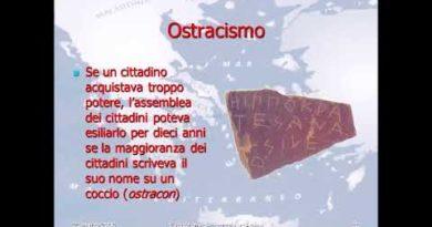 Giustizia e ostracismo ad Atene