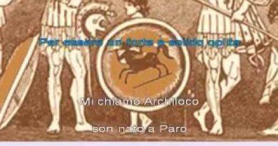 Archiloco base musicale