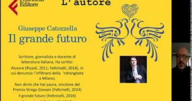Verifica scritta sulla lettura del libro Il grande futuro di Giuseppe Catozzella