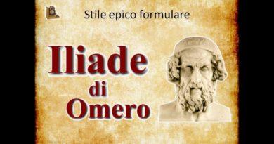 Tecniche narrative dell' Iliade
