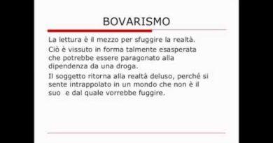 Il bovarismo