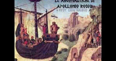 Eros colpisce Medea Argonautiche III vv. 275-298