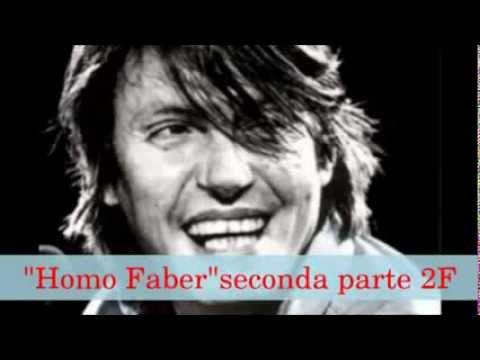 Omaggio a Fabrizio De Andre' – seconda parte classe 2F