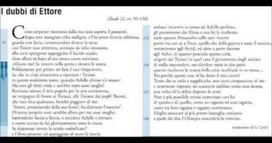 I dubbi di Ettore Iliade 22 vv. 93-130