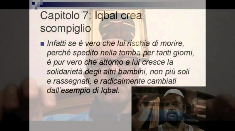 La storia di Iqbal di Francesco D'Adamo – Luigi Gaudio