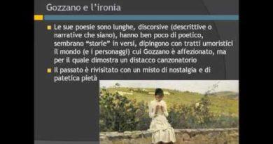 La Signorina Felicita di Guido Gozzano