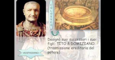 Il regno della dinastia Flavia