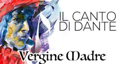 13 Vergine madre di Luisa Vassallo dal canto di Dante di Luigi Gaudio