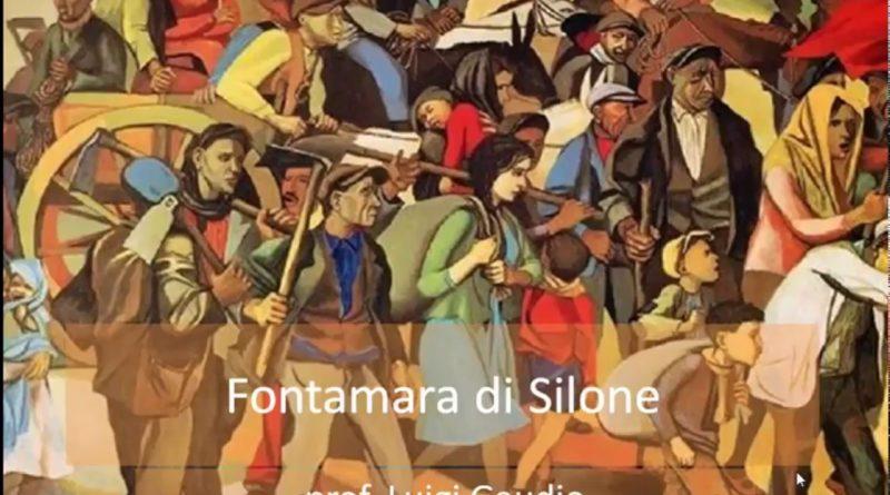 Fontamara di Ignazio Silone
