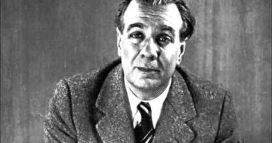 L'uomo sulla soglia di Jorge Louis Borges