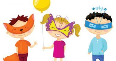 disegni-di-carnevale-da-colorare_bambini-in-maschera-1024x677